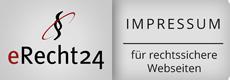 eRecht24-Impressum-Siegel